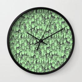 Rock Concert - Thrashing! Wall Clock