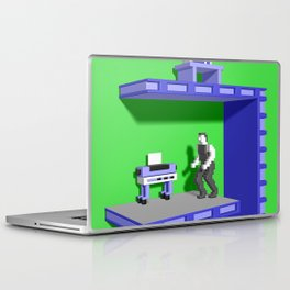 Inside Impossible Mission Laptop & iPad Skin