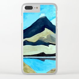 Tama Lakes Clear iPhone Case