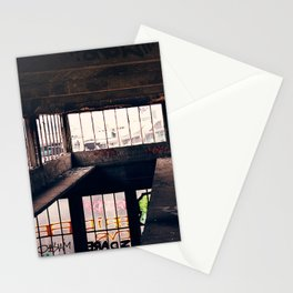 Entre les murs // Between the Walls - Entrepôt de Pantin Stationery Cards