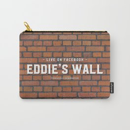 Eddie's Wall Carry-All Pouch