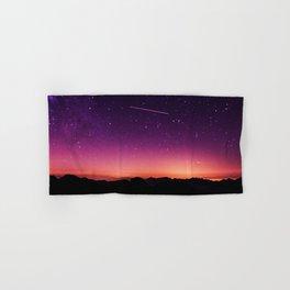 Shooting Stars Hand & Bath Towel