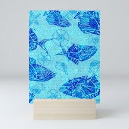 Kauai Electric Humuhumunukunukuapua`a Mini Art Print