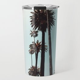 Beverly Hills California Palms Los Angeles Travel Mug