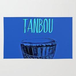 Tanbou(blue) Rug