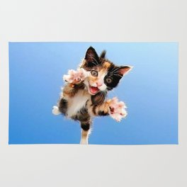 Here Kitty! Rug