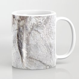 Fabulous Old Gnarled Tree Knot, Old Grey Tree, Woderful Texured Tree Coffee Mug