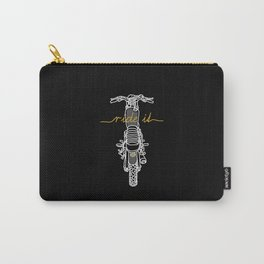 Ride it Carry-All Pouch