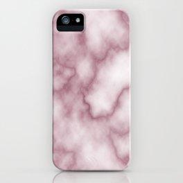 Pink Marbel iPhone Case