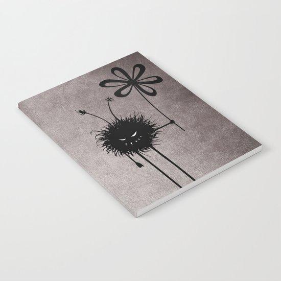 Evil Flower Bug Notebook