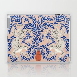 Leopard Vase Laptop & iPad Skin