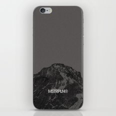 Nature / Winter Mountains iPhone & iPod Skin