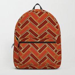 Tilted Bricks Backpack