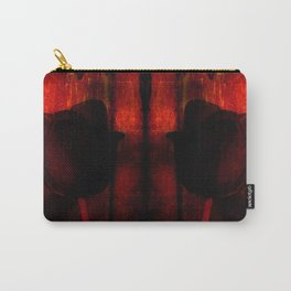 Venus Rose Red Carry-All Pouch