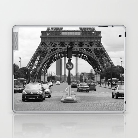 Paris transport Laptop & iPad Skin