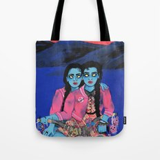 The Blood Calls (Sign #2) Tote Bag