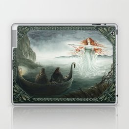 Lady of the Lake Laptop & iPad Skin