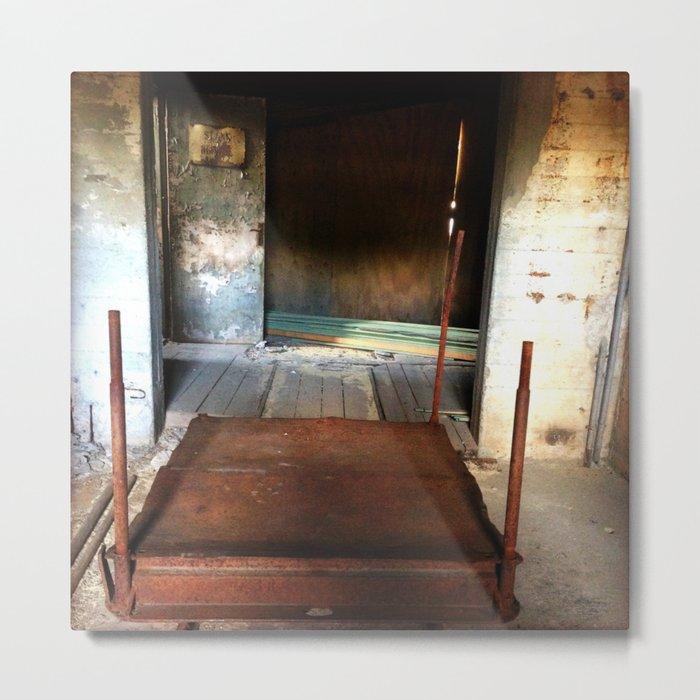 Abandoned XV Metal Print