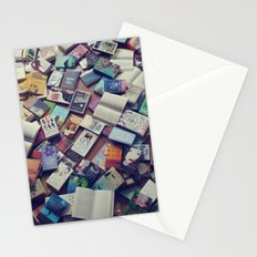 Book mania! (1) Stationery Cards