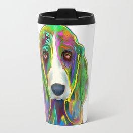 Basset Hound 3 Travel Mug