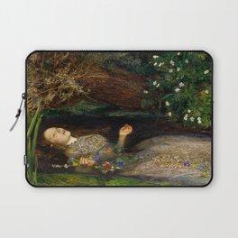 Ophelia - John Everett Millais Laptop Sleeve