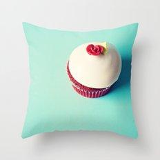 Sweet Break Throw Pillow