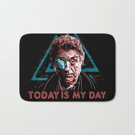 Today is Mr. Wednesday Bath Mat