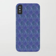 Thinking of Bluebells Slim Case iPhone X