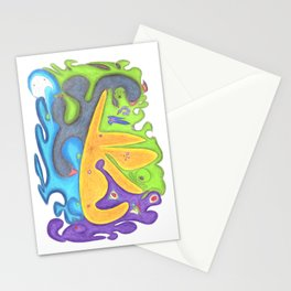Drawing #96 Stationery Cards