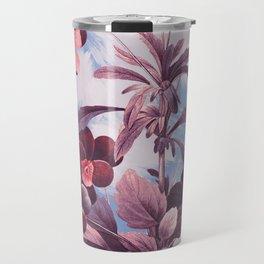 Vintage Flowers II Travel Mug