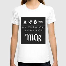 my chemical romance laterns mcr 2021 T-shirt