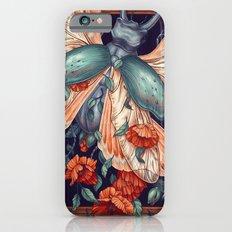Moth Beetle iPhone 6 Slim Case