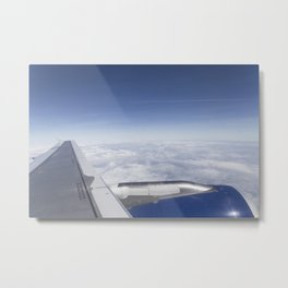 Freedom Of Flight Metal Print