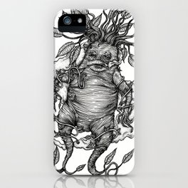Mandragora iPhone Case