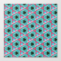 jfivetwenty tessellation  Canvas Print