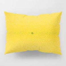 Splashy Lemon Pillow Sham