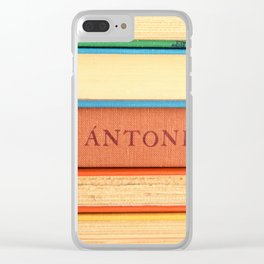 My Antonia Clear iPhone Case