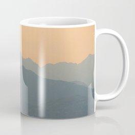 Sky of mountains Coffee Mug