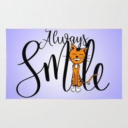 Always Smile Rug