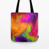 passion Tote Bags featuring passion by Sylvia Cook Photography