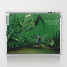 POEM OF INSECTS Laptop & iPad Skin