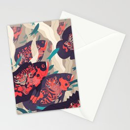 Hot Pursuit Stationery Cards