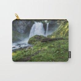 Sahalie Falls No. 2 Carry-All Pouch