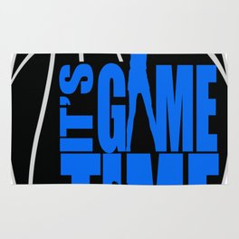 It's Game Time Rug