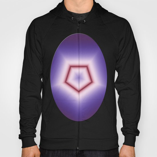 Fractal Poly in DPA 01 Hoody