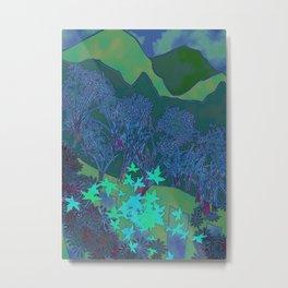Bluehill Metal Print
