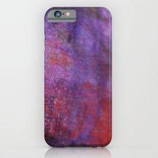 Red Vastness Slim Case iPhone 6s