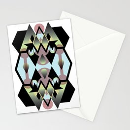Arabic Castle Stationery Cards