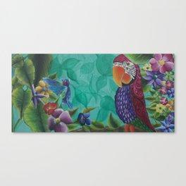 Mi Mejicano Canvas Print
