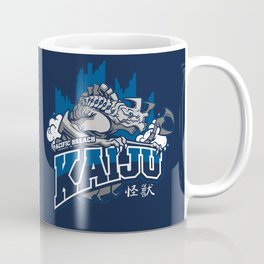 Pacific Breach Kaiju Coffee Mug